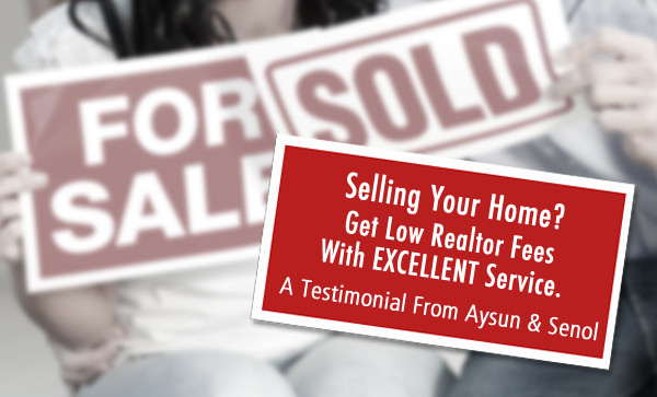 Start Selling Your Home With Realtor Fees That Makes Sense!