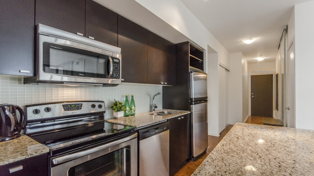 103 The Queensway Unit 2405, Toronto Condo