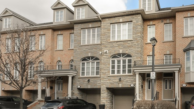 23 James Stock Path, Etobicoke Home