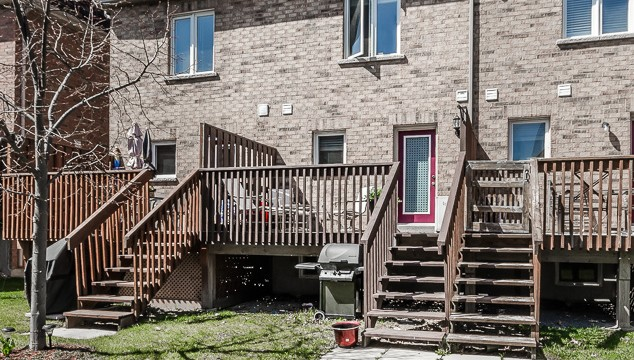 435 Hensall Circle Unit 44, Mississauga Home