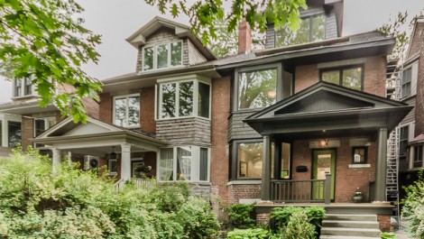 184 Balsam Ave, Toronto Home for Sale