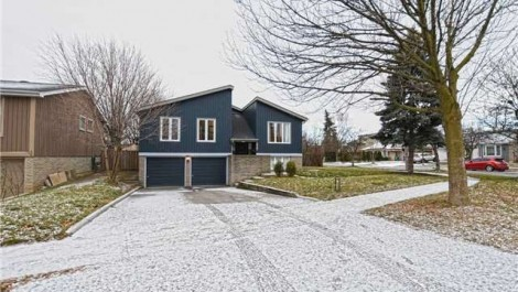 104 Bow River Cres, Mississauga Home