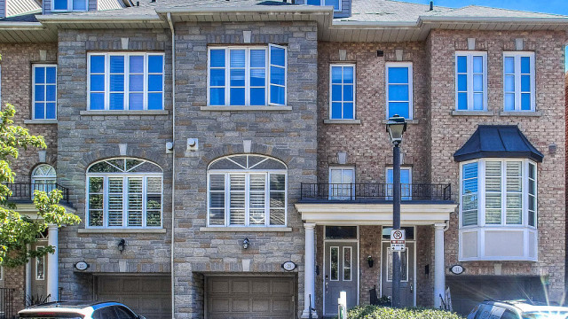 23 James Stock Path, Etobicoke Townhouse