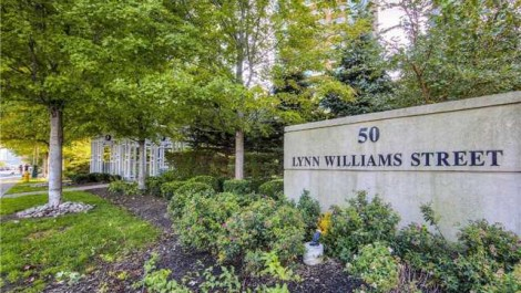 50 Lynn Williams St #1113 – Toronto Condo