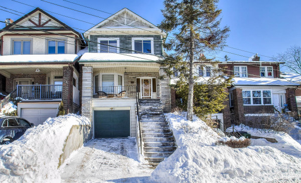 107 Evelyn Avenue, Toronto Home