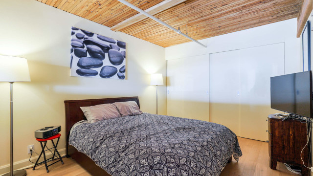 993 Queen Street West Unit 403, Toronto Loft