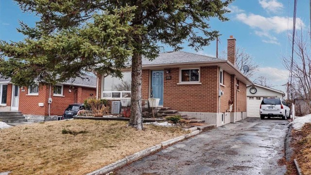 351 Sharon Avenue, Oshawa Bungalow