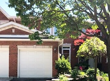 76 Brownstone Circle, Vaughan Townhouse