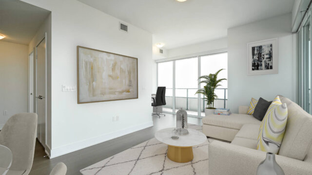 30 Shore Breeze Dr Unit 3721, Toronto Condo